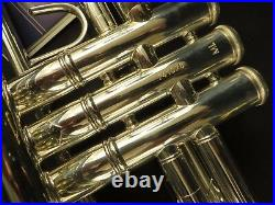 Bach Stradivarius 180S43 Bb Trumpet, Silver, Mint withh tags and box #PTR13
