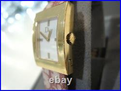 DIOR Vintage Watch D78-159 Gold Plated in Good Condition