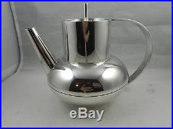 Elegant Vintage Christofle Coffee & Tea Set With Creamer & Sugar