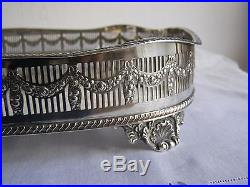 Job Lot of Vintage Silver Plated Items Tray Goblets Dishes etc. Over 7.3kg