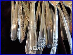 Massive Lot of 600 Silverplate Teaspoons CRAFT Antique Vintage Plated Oneida