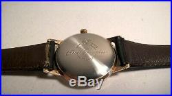 Mint Vintage 19J Gold Plate Seiko Champion J14082 Hand Wind Watch, Original Tag