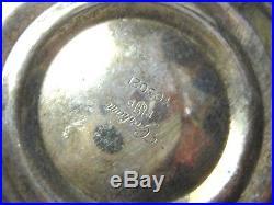 Pair of Vintage GORHAM Silverplate Candelabra Three Branch Candlesticks