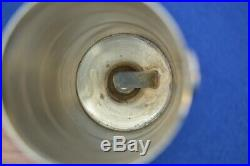 Rare Asprey Silver Plate Art Deco Jigger / Measure Cocktail Antique Vintage