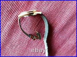Seiko King Seiko 4502-7001 Hi-Beat Hand-winding Gold Plated Men's Watch Vintage