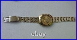 Seiko Vintage Watch, Gold Plate, Chrono, 6139-6012, 1977, 100% Original, Rare