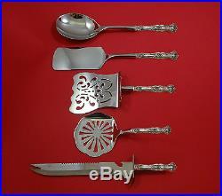 Vintage By 1847 Rogers Plate Silverplate Brunch Serving Set 5-pc Hhws Custom