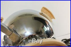 VINTAGE CHASE Chrome Coronet COFFEE URN Walter Von Nessen ART DECO 1930s RARE