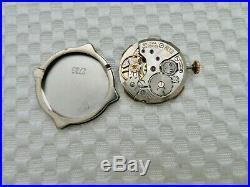 VTG Swiss 1956 Bulova Manual Wind Wristwatch 10K Rolled Gold Plated Serviced