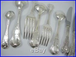 Vintage Australian Silver Plate Rodd Windsor Cutlery Set for 6 people