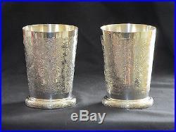Vintage Silver Plate Vintage Barker Ellis Mint Julep