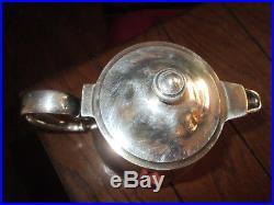 Vintage Christofle Hotel France Tea Pot