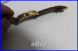 Vintage Chronoswiss Limited Edition 686/999 Silver and Gold Plate Wrist Watch