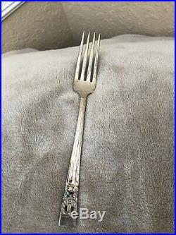 Vintage Community Silverware Set (Coronation Line) 93 Items Total