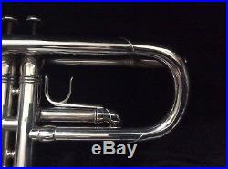 Vintage Early Chicago Benge with Burbank Bell Trumpet silver plate MAKE AN OFFER