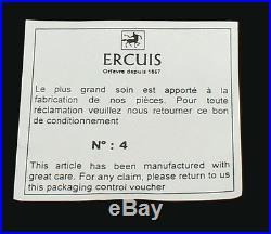 Vintage Ercuis Silverplate Large Soup Ladle Tureen Serving Piece France 13