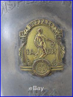 Vintage Grand Prize International association of display men 1924 trophy cup