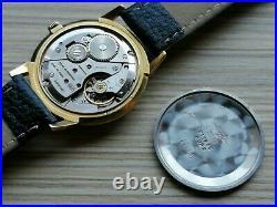 Vintage Longines G. Plated Men's Watch Cal. 6922 Excellent