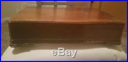 Vintage Oneida Community 66 Piece Flatware / Silverware Set Coronation Pattern