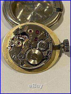 Vintage Rolex ref 2653 18K Gold-Plated S/Steel Diamond Cocktail Ladies Watch