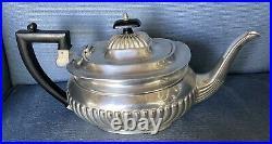 Vintage Silver-plate tea/coffee set Crafton Sheffield England