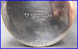 Vintage Tiffany & Co Silverplate Shaker Bottle Cup Bar Flask 322 Grams 2109