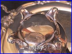 Vintage Silver Plate | Vintage & Very Nice Reed & Barton 5600 Regent ...