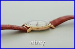 Vintage ZENITH 2600 automatic Cal. 2532PC Stainless steel & Gold plated 34.5mm