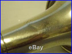 Vintage/antique Gig/ Fox Hunting Horn- Silver Plate Collectables