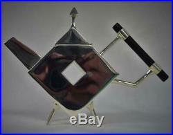 VintageChristopher DresserIconic Style DesignSilver PlateArt DecoTeapot